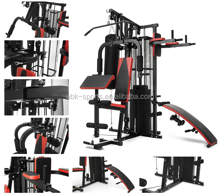 Multi home gym equipment body building total sport america