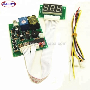 new product 3 digits timer board coin operated Timer Control Board for coin acceptor selector device etc.