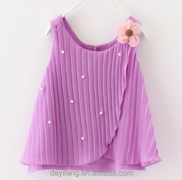 Fashion Design Small Baby Girl Summer Dress Trade Assurance ...
