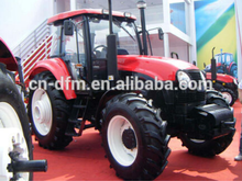 China TOP Brand 4WD/125HP farm tractor for sale agrimotor