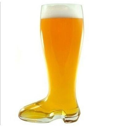 Arranque en forma Copa cerveza cristal