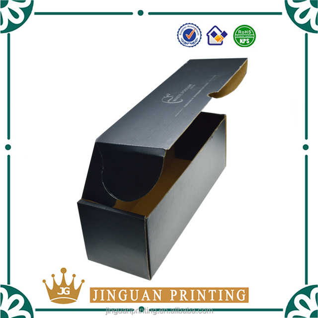 Custom high quality recyclable packaging corrugated paper customized print shipping karton box