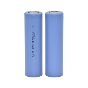 CEBA li ion 18650 3.7v 2600mah rechargeable lithium ion battery 18650