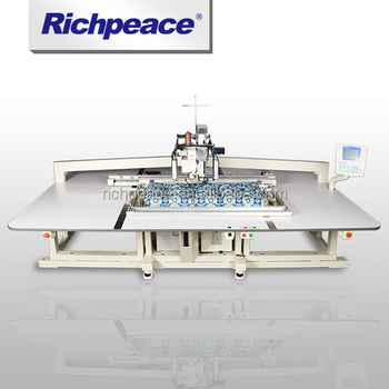 Richpeace Automatic Tufting (Bar Tacking) Machine for Cushion