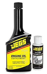 JEGS Performance Products 28060K Engine Assembly Lube Kit Includes: