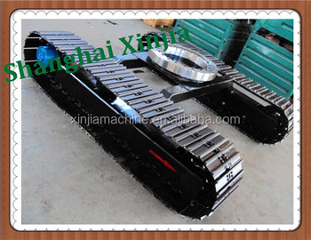 China Suppliers Steel Track Complete Undercarriage Frame For ...