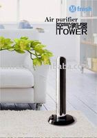 Mfresh Air Purifier/Ionizer Tower for living room