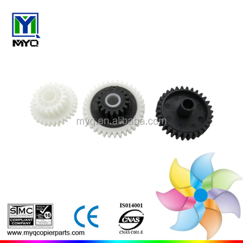 Black And White Swing Gears Assy Spare Parts For Hp Laser Jet ...