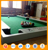 inflatable pool soccer table giant inflatable snooker ball