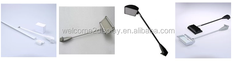 LED Spotlights with Adjustable Clamp for Display China