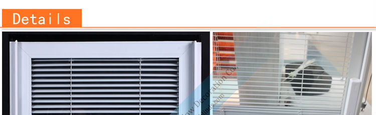 Guanghzou JSL Custom Integral Blinds