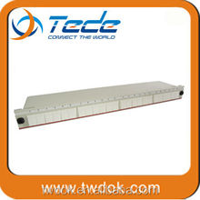 Network Cabinet modular faceplate patch panel company