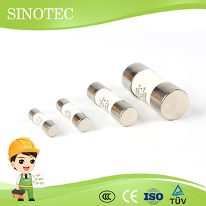 5a 20v ceramic thermal fuse for cloth dryer 5*25mm 40mm precise prism cylindrical