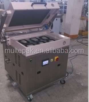 VSP-7050 Uncooked Smoked Brisket pork Far-Eastern Ham Classic Sausage Daejeon Vacuum Packer Machine