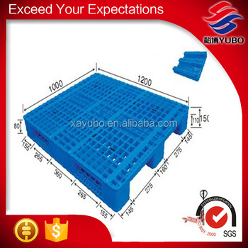 1200x1000mm export pallets, warehouse storage steel heavy duty post pallet for transportation