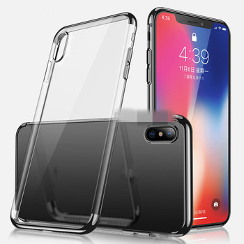 coque slim iphone xs transparent