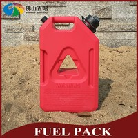 Jerry Can Rugged Military Look 5 Gallon Plastic Racing Gas Cans