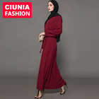 1556# wholesale clothes turkey istanbul islamic clothing muslim women party dress