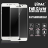 Vmax supply ! full cover 2.5d 9H anti scratch cell phone tempered glass screen protector for Samsung galaxy A7