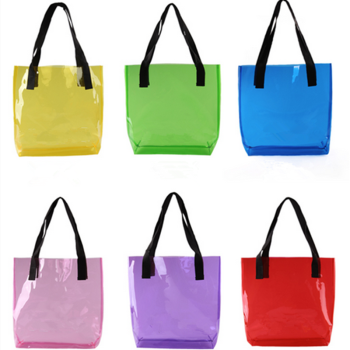 2015 New Arrival Trendy Plastic Pink Clear Pvc Beach Bag Wholesale ...