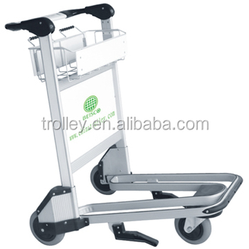 Sell Well Popular Hand Brake Airport Luggage Trolley Manufacturers ...