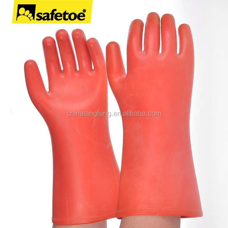 2015 best-selling electrical safety gloves, rubber glove, electricity glove