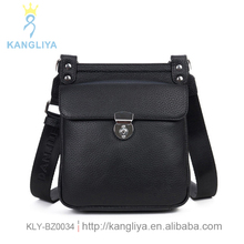 The excellent value lockable handbag for men or boys french style leather bags