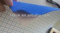 Self adhesive felt sheets / polyester non woven felt