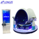 LOL China Longze virtual reality 9d egg vr 9d cinema motion chair 9d cinema egg simulator 9d vr game machine