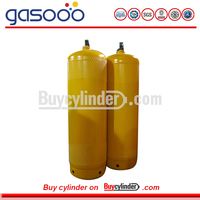 DOT Standard Watre Capacity 2L Welding Cylinder and Acetylene Cylinder