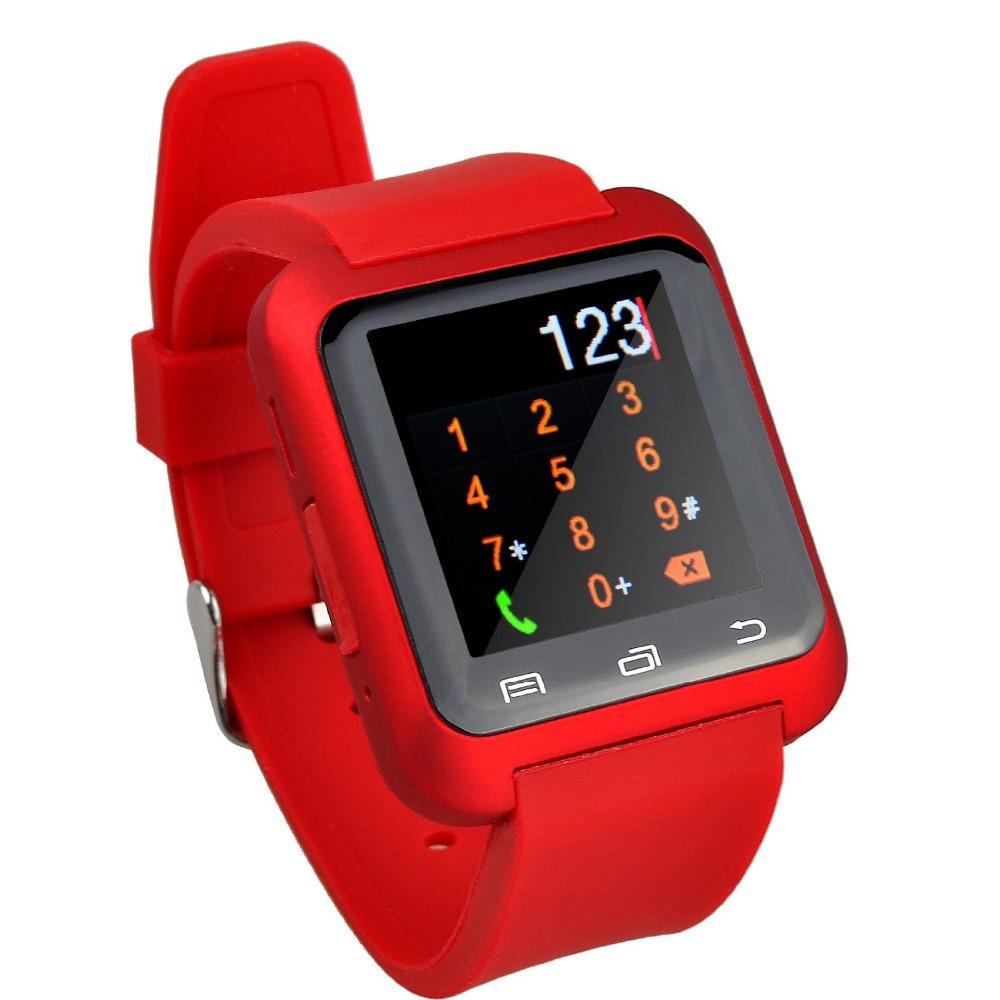 Bluetooth 4.0 Smart Wrist Wrap Watch Phone for Smartphones ...