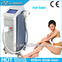 top class salon use 808nm diode laser painless permanent hair removal
