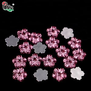 Embellishments Wholesale Acrylic Designs Craft Jewels Flatback AB Rhinestones