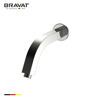 Bathroom Faucet Accessories Flexible Wall Extend Shower Arm D315c