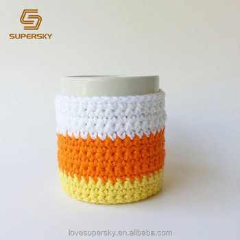 4b239e15eb9 M436 Luxury Coffee Mug Cozy Knitted Cup Sleeve Mug Sweater Mug Cover - Buy  Coffee Cup Sleeve,Silicone Mug Covers,Sweater Bottle Cover Product on ...