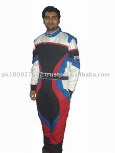 f1 Nomex double layer Race suit with boot cuff and 360 Radial arms