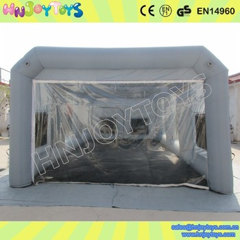 EU standard high quality and cost-effective spray booths for sale