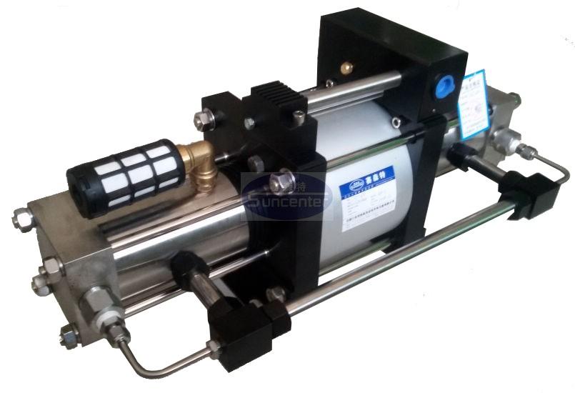 Suncenter 100 Psi 10000 Psi Pneumatic Gas Pressure Booster