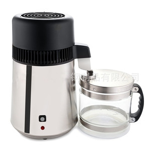 AiFan CE Marked 4L Home Use Water Distiller With Activated Carbon Filter