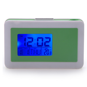 Cheap Ningbo Factory Price Digital Table Alarm Clock with Projection Display