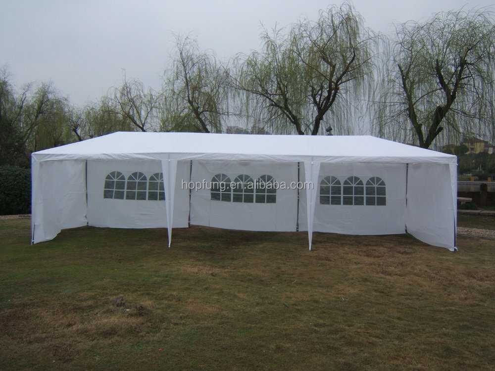 3x9m white competitive price gazebo replacement canopy party tent