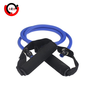 Wholesale resistance bands latex exercise bands home gym equipment