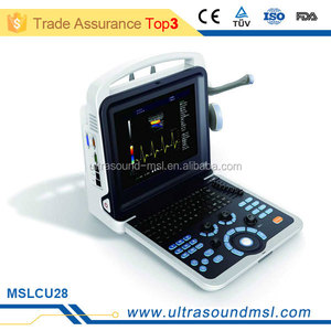 Cardiac Portable Color Doppler Ultrasound Machine Price Medical 2D 3D 4D Echocardiography Ecografo USD Echo Machine