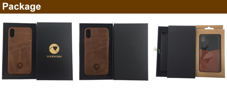 Unique design custom phone case real leather + canvas wallet flip leather phone cover for iphone 8