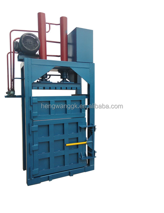 PET Bottle Baler <strong>Machine</strong> With Hydraulic Compactor ,Plastic Baler ,PET Bottle Baler <strong>Machine</strong>