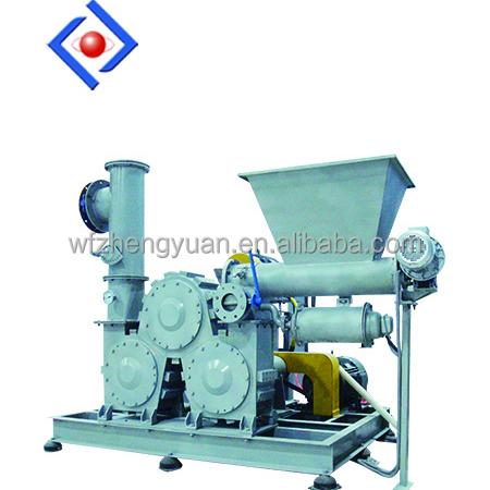 उच्च प्रभाव स्टीयरिक अम्ल द्वारा मिनरल पाउडर कोटिंग मशीन