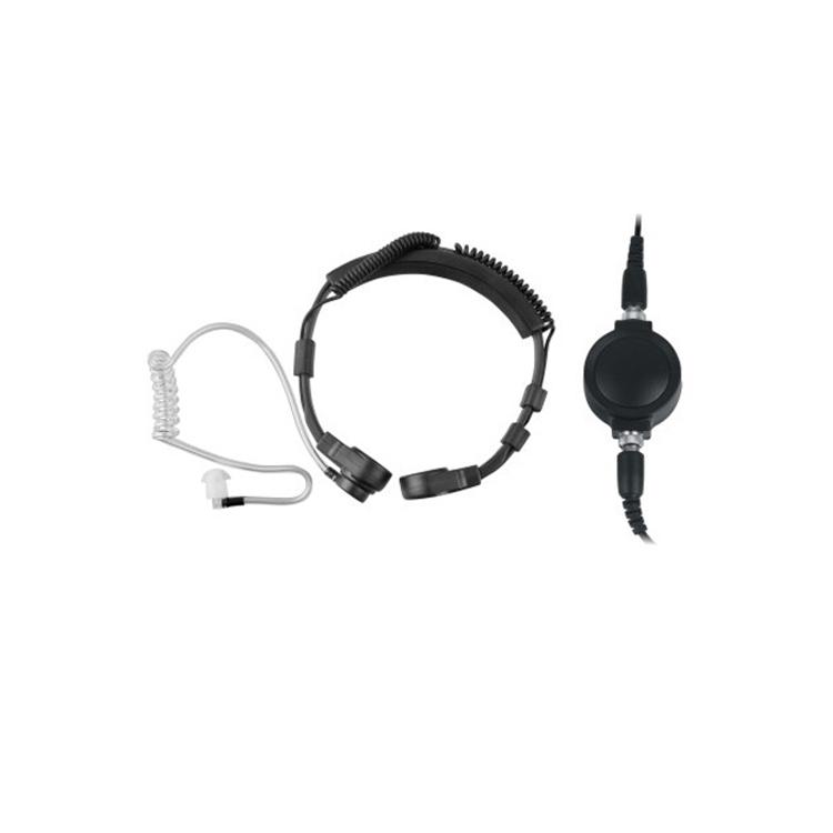 Walkie talkie throat microphone headset for Motorola GP308 DP1400 CP200 - idealBuds Earphone | idealBuds.net