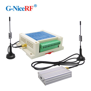 G-NiceRF SK108U 100mW- 5W bi-directional switch control industrial four channels remote control PC remote control rf module