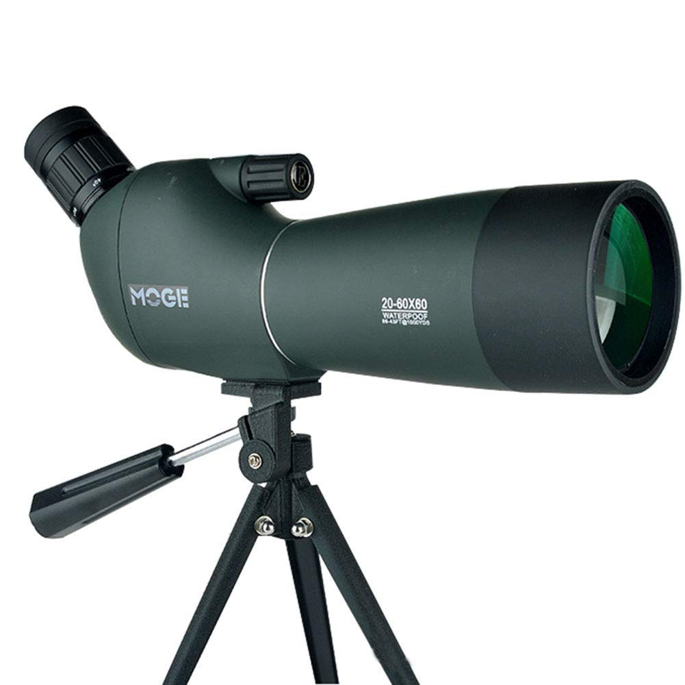 Monoculars Spotting Scope Telescope, Outdoor View Landscape Bird Zoom HD Night Vision ,for Tourism Viewing Ball Games Concerts Sports Games (Size : 20-6060)