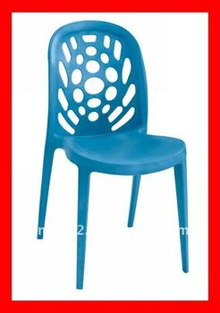 Plastic Stacking Chair For Outdoor Party, Events And Wedding Use